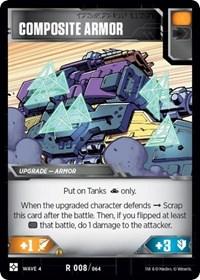 Composite Armor, Transformers TCG, War for Cybertron: Siege II