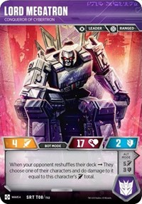 Transformers TCG War for Cybertron Siege 2 Booster Pack