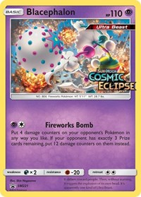 Blacephalon - SM221 (Prerelease Promo), Pokemon, SM Promos
