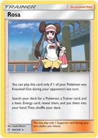 Rosa - 204/236, Pokemon, Deck Exclusives
