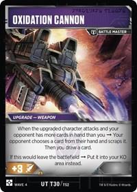 Raider Caliburst - Air Force Weapons, Transformers TCG, War for Cybertron: Siege II