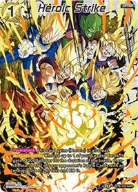 Yellow Super Galick Gun BT8-088 UC Dragonball Super TCG