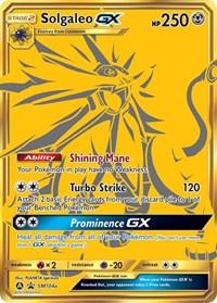 Solgaleo GX - SM104a, Pokemon, SM Promos