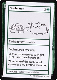 Soulmates, Magic: The Gathering, Mystery Booster: Convention Edition Exclusives