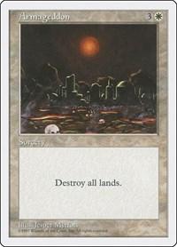 Armageddon, Magic: The Gathering, Fifth Edition
