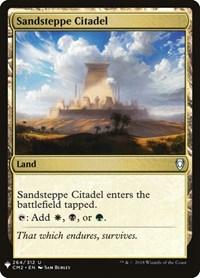Sandsteppe Citadel, Magic, Mystery Booster Cards