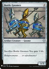 Bottle Gnomes, Magic: The Gathering, Mystery Booster Cards