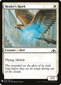 Healer's Hawk, Magic: The Gathering, Mystery Booster Cards