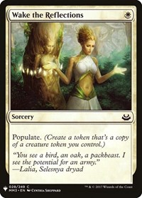 Wake the Reflections, Magic: The Gathering, Mystery Booster Cards