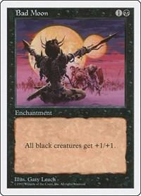 Bad Moon, Magic: The Gathering, Fifth Edition