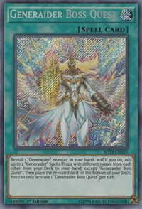 TCGAtzenJens 1x Loptr Shadow of the Generaider Bosses Eternity Code YuGiOh