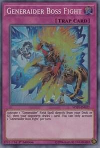Generaider Boss Fight, YuGiOh, Mystic Fighters