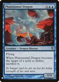 Phantasmal Dragon, Magic: The Gathering, Mystery Booster Cards