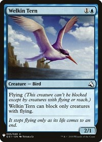 Welkin Tern, Magic, Mystery Booster Cards