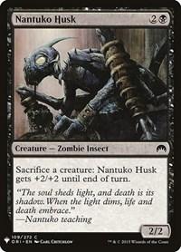 Nantuko Husk, Magic: The Gathering, Mystery Booster Cards