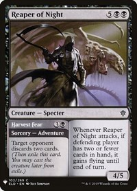 Reaper of Night, Magic, Mystery Booster Cards