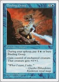 Binding Grasp, Magic, Fifth Edition