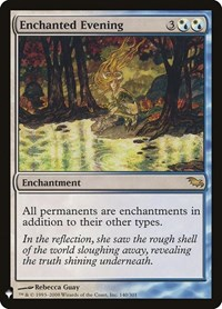 Enchanted Evening, Magic: The Gathering, Mystery Booster Cards