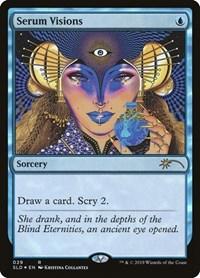 Serum Visions (029), Magic: The Gathering, Secret Lair Drop Series