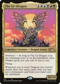 The Ur-Dragon (Foil)
