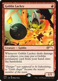 Goblin Lackey, Magic, Secret Lair Drop Series