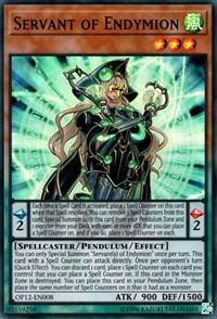 Servant of Endymion, YuGiOh, OTS Tournament Pack 12
