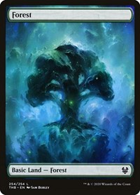 Forest, Magic: The Gathering, Theros Beyond Death