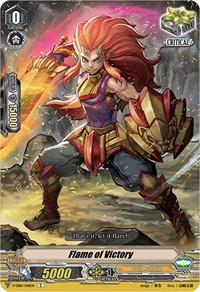 Flame of Victory, Cardfight Vanguard, V-EB10: The Mysterious Fortune