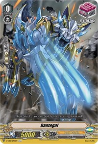 Dantegal, Cardfight Vanguard, V-EB10: The Mysterious Fortune