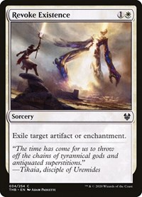 Revoke Existence, Magic: The Gathering, Theros Beyond Death
