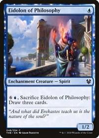 Eidolon of Philosophy, Magic: The Gathering, Theros Beyond Death