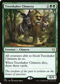 Treeshaker Chimera, Magic: The Gathering, Theros Beyond Death