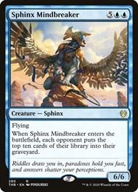 Sphinx Mindbreaker, Magic: The Gathering, Theros Beyond Death