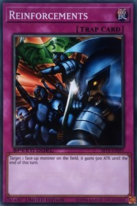 Reinforcements, YuGiOh, Speed Duel: Trials of the Kingdom