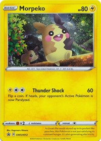 Morpeko - SWSH012, Pokemon, SWSH: Sword & Shield Promo Cards