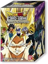 Dragon Ball Z Card Game Prism D-287 Version Vending Machine