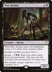 Woe Strider, Magic: The Gathering, Theros Beyond Death