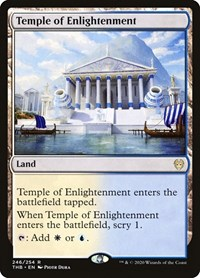 Temple of Enlightenment, Magic: The Gathering, Theros Beyond Death