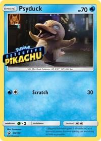 Psyduck - SM199 (Detective Pikachu Stamped), Pokemon, SM Promos