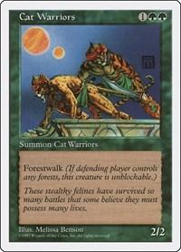 Cat Warriors, Magic, Fifth Edition