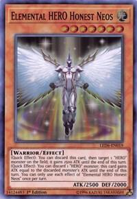 Elemental HERO Honest Neos, YuGiOh, Legendary Duelists: Magical Hero
