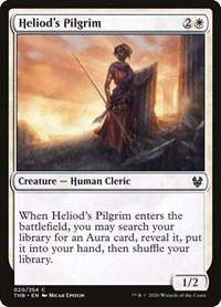 Heliod's Pilgrim, Magic, Theros Beyond Death