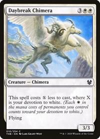 Daybreak Chimera, Magic, Theros Beyond Death