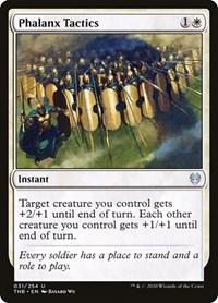 Phalanx Tactics, Magic, Theros Beyond Death