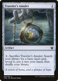 Traveler's Amulet, Magic, Theros Beyond Death