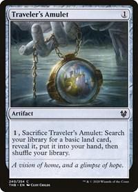 Traveler's Amulet, Magic: The Gathering, Theros Beyond Death