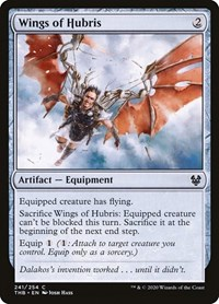 Wings of Hubris, Magic: The Gathering, Theros Beyond Death