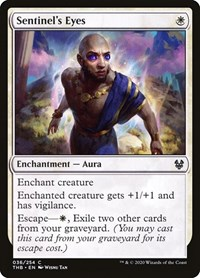 Sentinel's Eyes, Magic: The Gathering, Theros Beyond Death