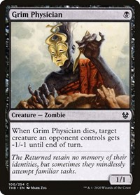 Grim Physician, Magic: The Gathering, Theros Beyond Death