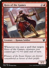 Hero of the Games, Magic: The Gathering, Theros Beyond Death